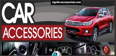 accessories Used Vehicles | Toyota hiace | Used Hilux Dealer in Thailand | Vigo bangkok