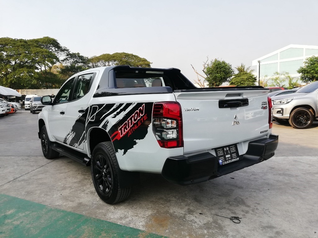 brand new 2020 – mitsubishi 4wd 24 at double cab white